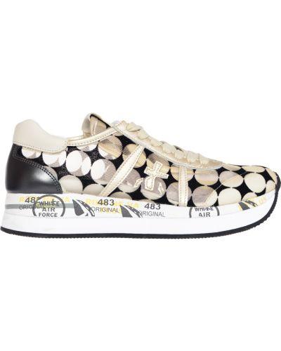 Кроссовки на платформе Premiata