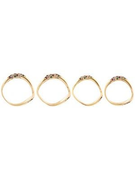 Złoty pierścionek Joanna Laura Constantine