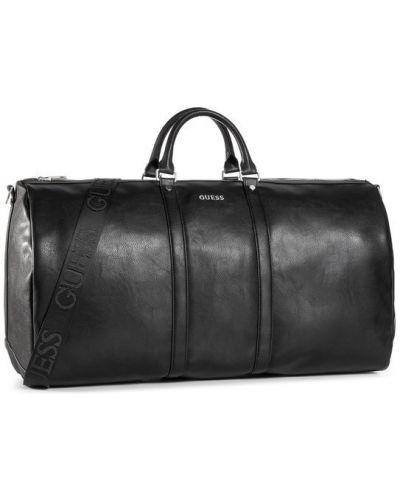 Brązowa torba podróżna Guess