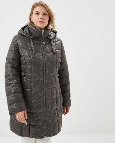 Утепленная куртка демисезонная осенняя Samoon By Gerry Weber
