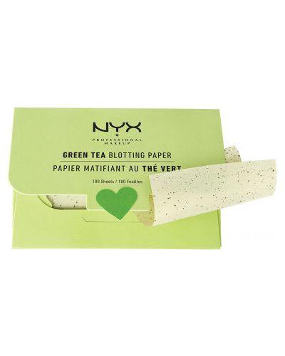 Матирующая салфетка для лица Nyx Professional Makeup