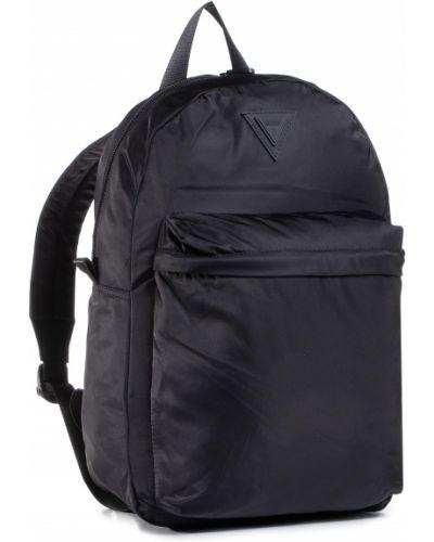 Czarny plecak na uroczystość Guess
