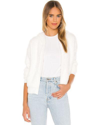 Куртка с капюшоном - белая Bella Dahl