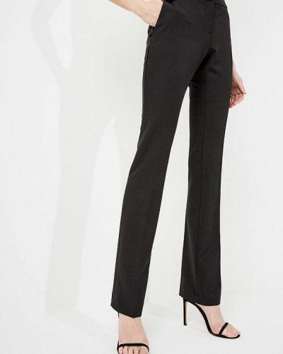 Черные расклешенные брюки Liu Jo