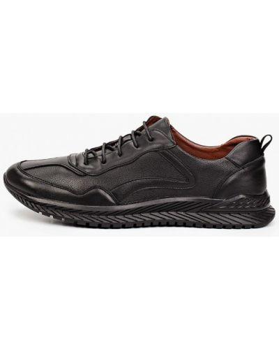 Черные кожаные ботинки Go.do.