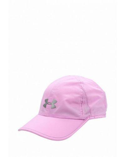 Розовая бейсболка Under Armour