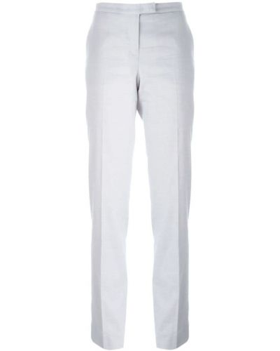 Желтые брюки винтажные Jil Sander Pre-owned