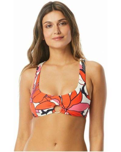 Pomarańczowy bikini Vince Camuto