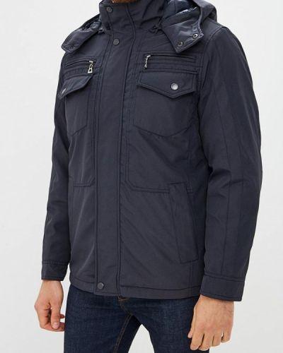 Утепленная куртка демисезонная осенняя Vanzeer