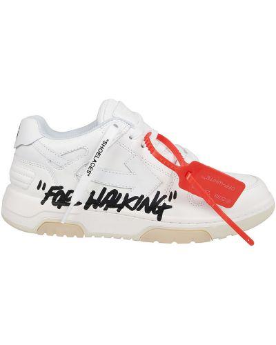 Czarne sneakersy Off-white