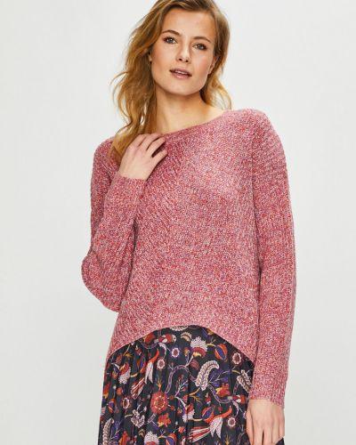 купить женские фиолетовые вязаные свитеры в интернет магазине киева