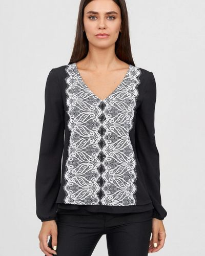 Блузка - черная Natali Bolgar