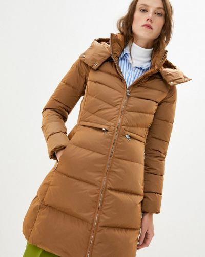 Коричневая куртка Add