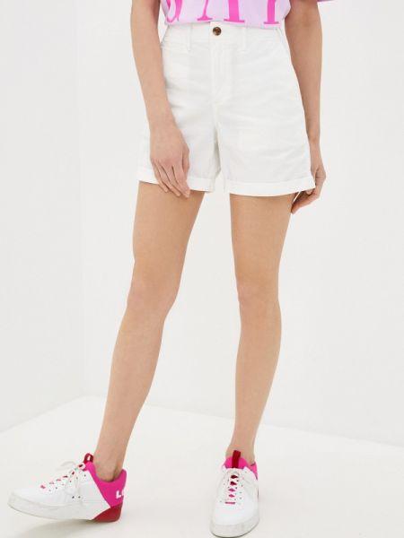 Белые повседневные шорты Gap