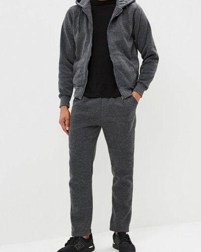 Серый спортивный костюм M&2
