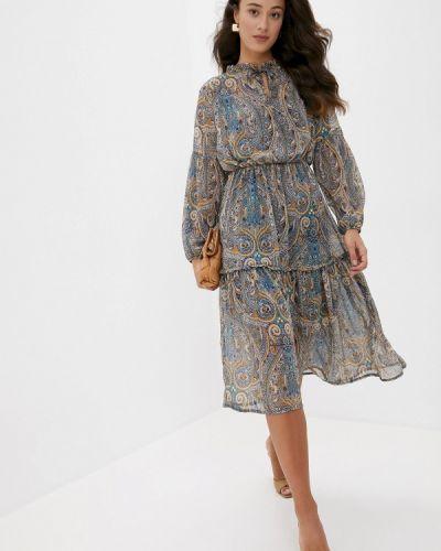 Разноцветное платье Top Secret