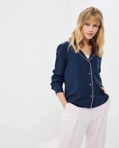 Блузка с длинным рукавом джинсовая синяя Tommy Jeans