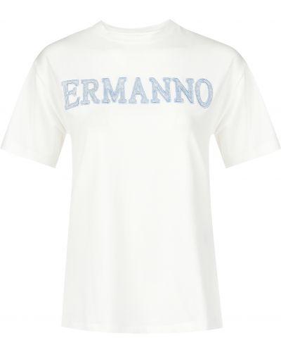 Футбольная футболка Ermanno Scervino