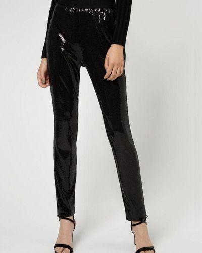 Черные брюки повседневные Hugo