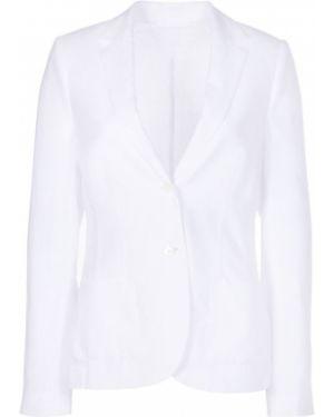 Льняной пиджак - белый Van Laack