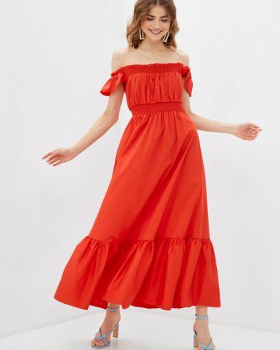 Красное платье Rinascimento