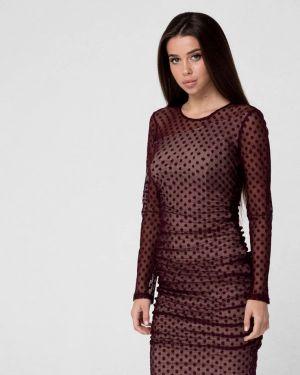 Вечернее платье - красное Ricamare
