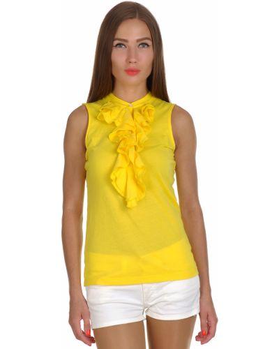 Желтый топ Ralph Lauren