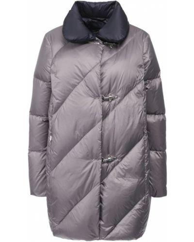 Куртка с перьями с подкладкой Fay