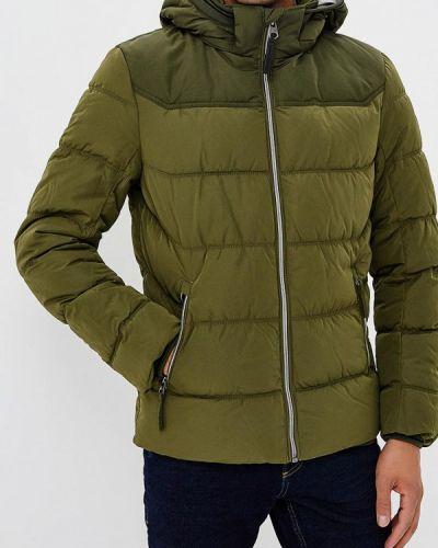 Утепленная куртка демисезонная осенняя Tom Tailor