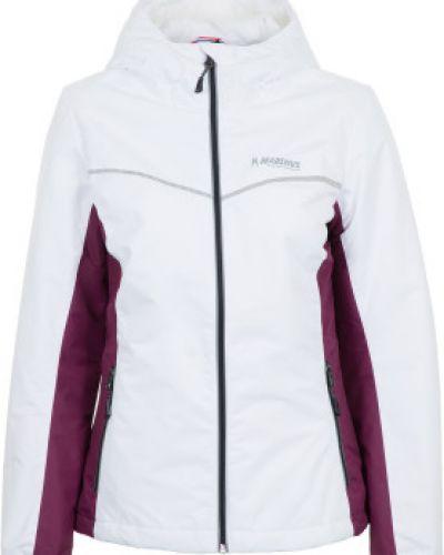Утепленная куртка с капюшоном укороченная Madshus