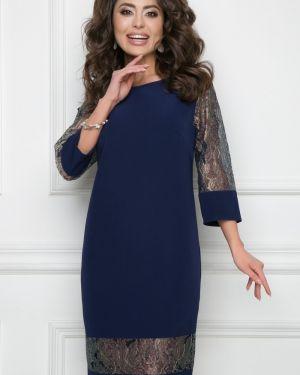 Платье со вставками платье-сарафан Bellovera