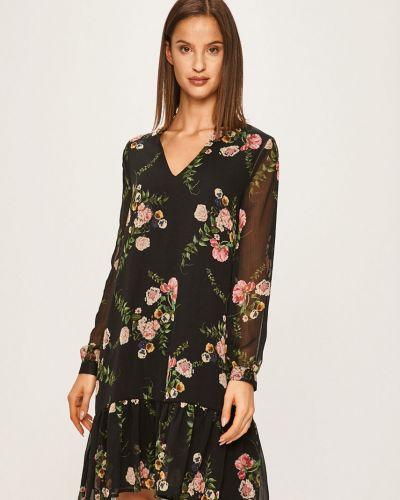 Платье мини с цветочным принтом повседневное Answear