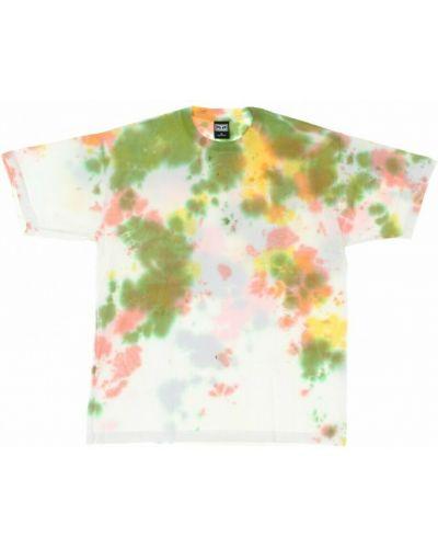 Biała t-shirt Obey