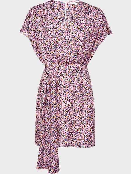 Платье с поясом на молнии Silvian Heach