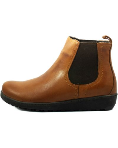 Ботинки - коричневые Sala