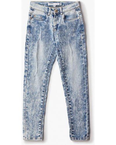 Голубые джинсы Modis