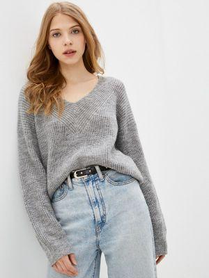 Серый пуловер Sewel