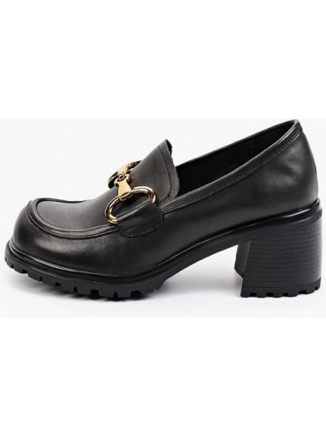 Черные кожаные туфли Sprincway
