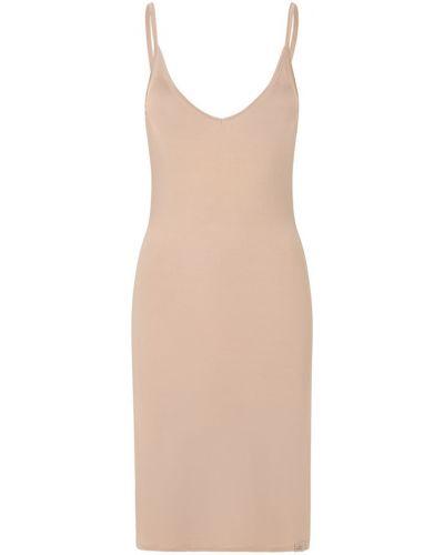 Różowa sukienka Munthe