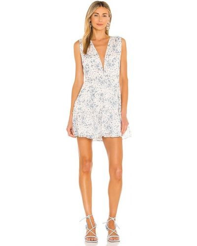 Шифоновое платье - белое Cami Nyc