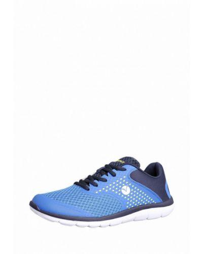 Голубые кроссовки из искусственной кожи Timejump