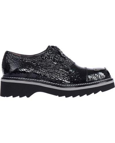 Кожаные туфли - черные Laura Bellariva