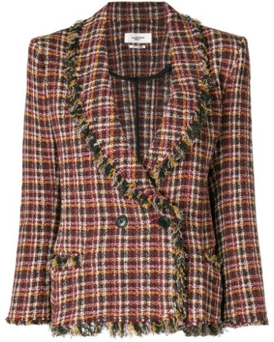 Двубортный пиджак классический Isabel Marant Étoile
