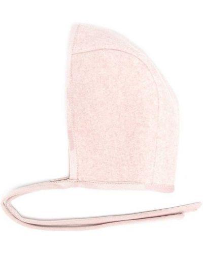 Розовая резинка для волос с воротником La Stupenderia