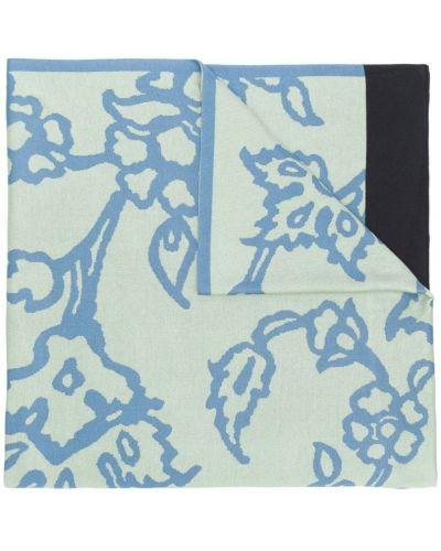 Синий шарф Chirazi