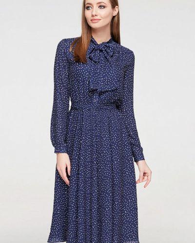 Платье - синее Brunello De Neri