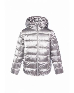 Куртка серебряный теплая Playtoday