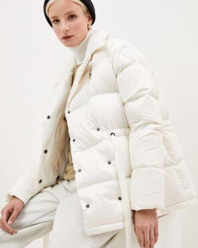 Белая зимняя куртка Blauer Usa