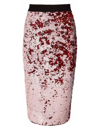 Юбка карандаш миди с завышенной талией Essentiel Antwerp