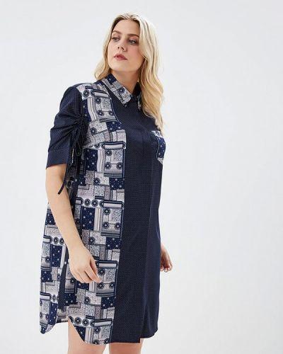 Платье платье-рубашка весеннее Kr